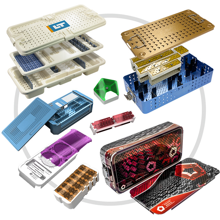 Medical cases & trays