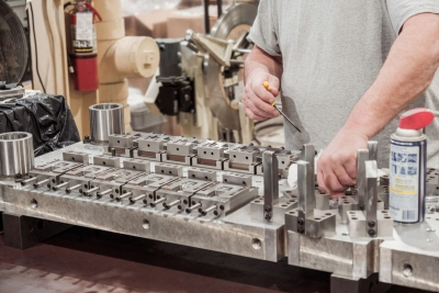 In-house tooling and CAD tooling