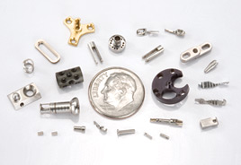 Medical micromachining components