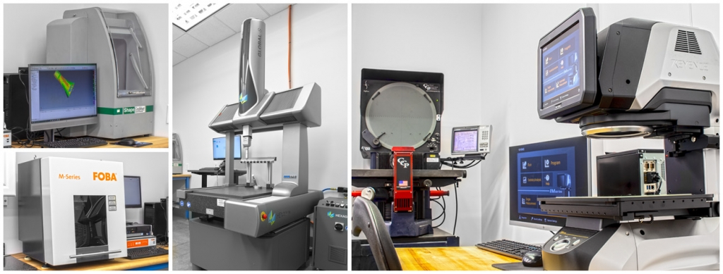MW Life Sciences Metrology Lab