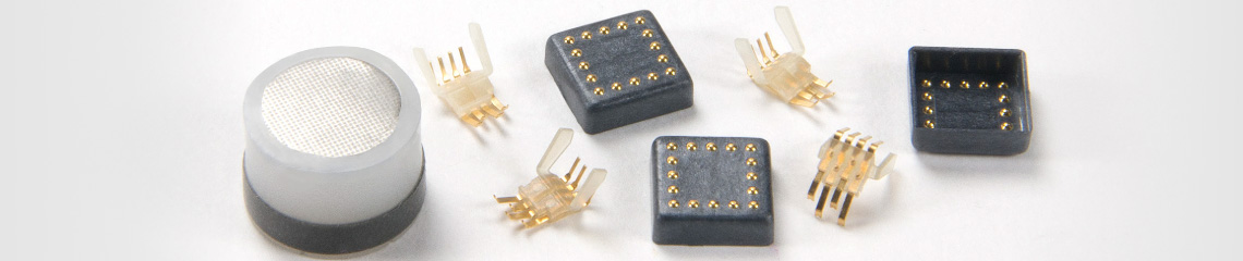 Micro-molded electrical contacts