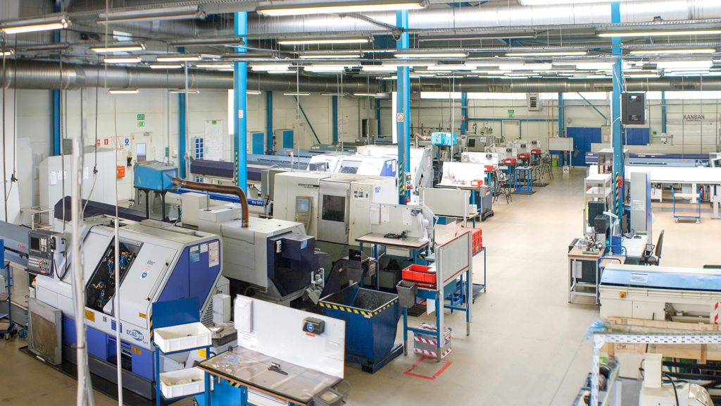MW Life Sciences Siechnice manufacturing location